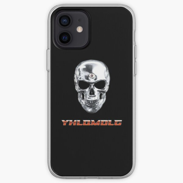 Bad Bunny YHLQMDLG (New Album) Skull Design iPhone Soft Case RB3107 product Offical Bad Bunny Merch