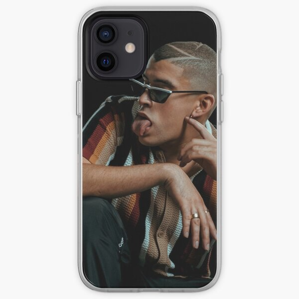 Bad Bunny - Being Bad Bunny iPhone Soft Case RB3107 product Offical Bad Bunny Merch