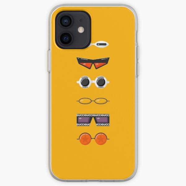 Bad Bunny Sunglasses iPhone Soft Case RB3107 product Offical Bad Bunny Merch