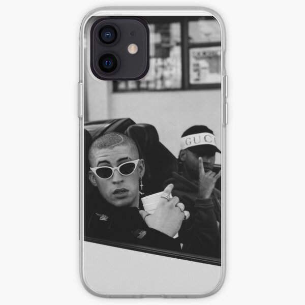 Bad bunny car iPhone Soft Case RB3107 product Offical Bad Bunny Merch