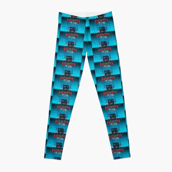 bad bunny ticket Leggings RB3107 product Offical Bad Bunny Merch