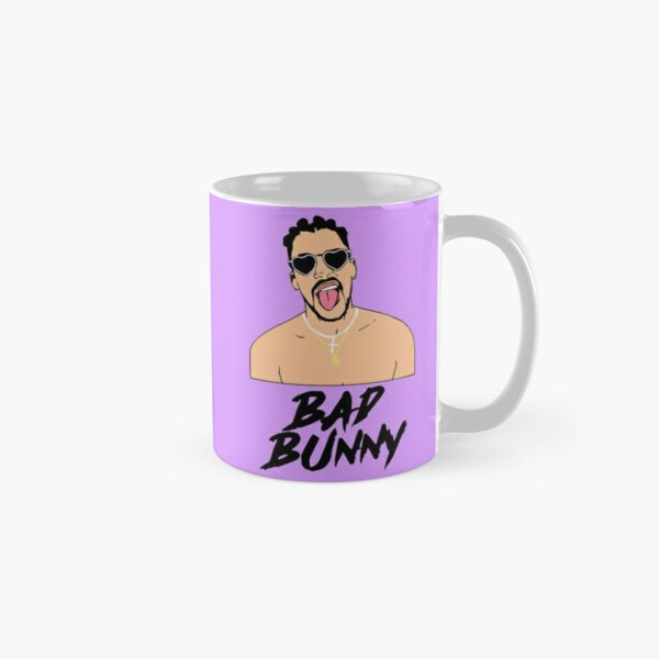 Bad Bunny Classic Mug RB3107 product Offical Bad Bunny Merch