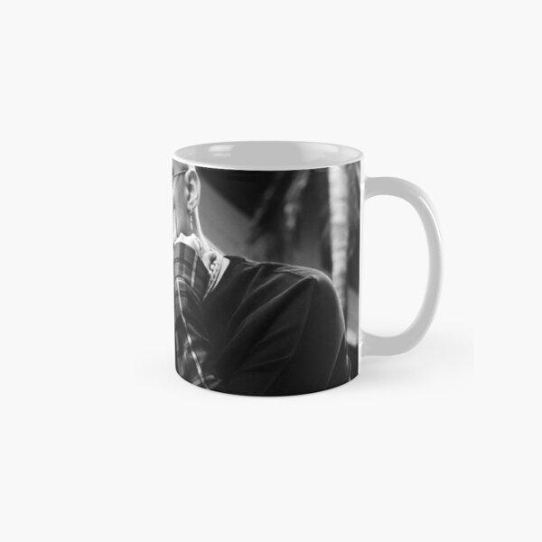 Bad Bunny Black White Classic Mug RB3107 product Offical Bad Bunny Merch