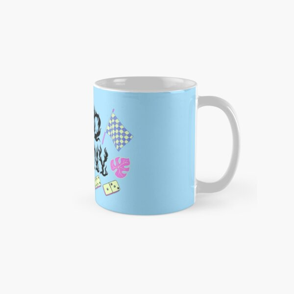 Bad Bunny Dominos Classic Mug RB3107 product Offical Bad Bunny Merch