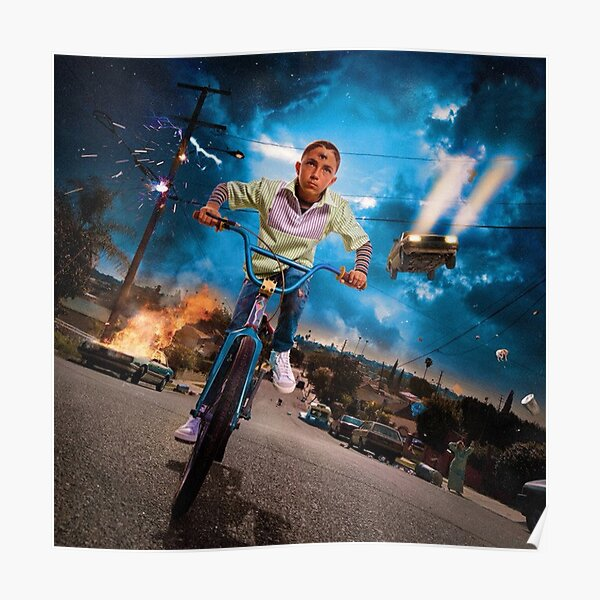 YHLQMDLG - Bad Bunny Album Cover Poster RB3107 product Offical Bad Bunny Merch