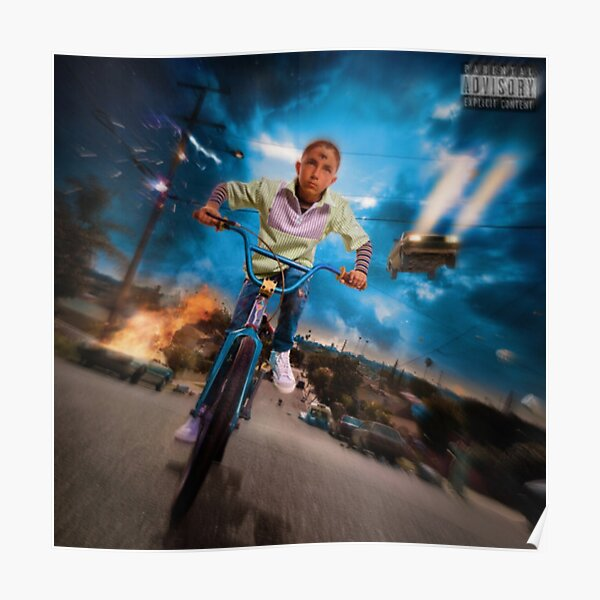 Bad Bunny 2020 Poster RB3107 product Offical Bad Bunny Merch