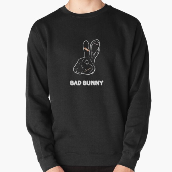 Bad bunny  Pullover Sweatshirt RB3107 product Offical Bad Bunny Merch