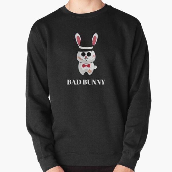 Bad bunny mafia Pullover Sweatshirt RB3107 product Offical Bad Bunny Merch