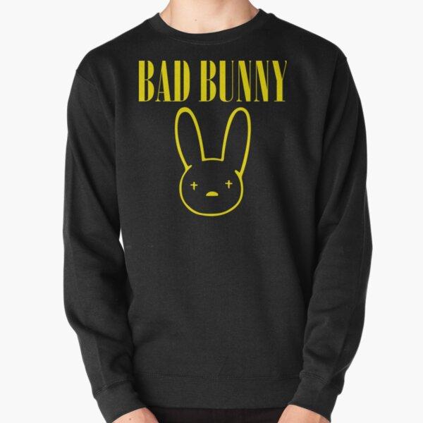 Bad Bunny Nirvana Pullover Sweatshirt RB3107 product Offical Bad Bunny Merch