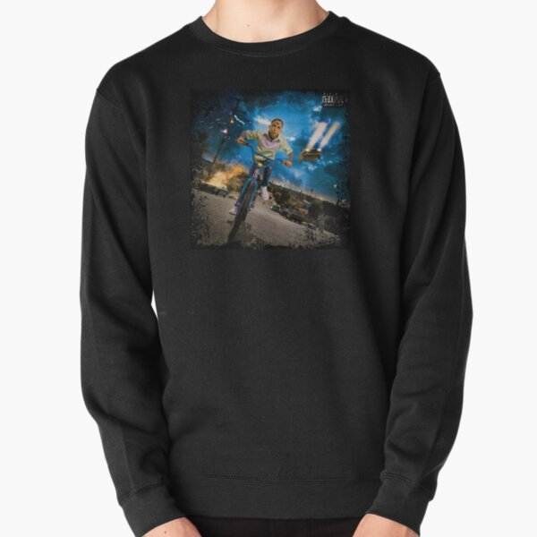 YHLQMDLG Pullover Sweatshirt RB3107 product Offical Bad Bunny Merch