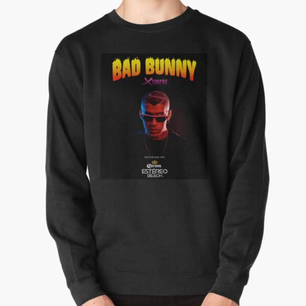 Bad Bunny Tour 2019 Pullover Sweatshirt RB3107 product Offical Bad Bunny Merch