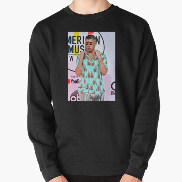 BAD BUNNY AWARDS Pullover Sweatshirt RB3107 product Offical Bad Bunny Merch