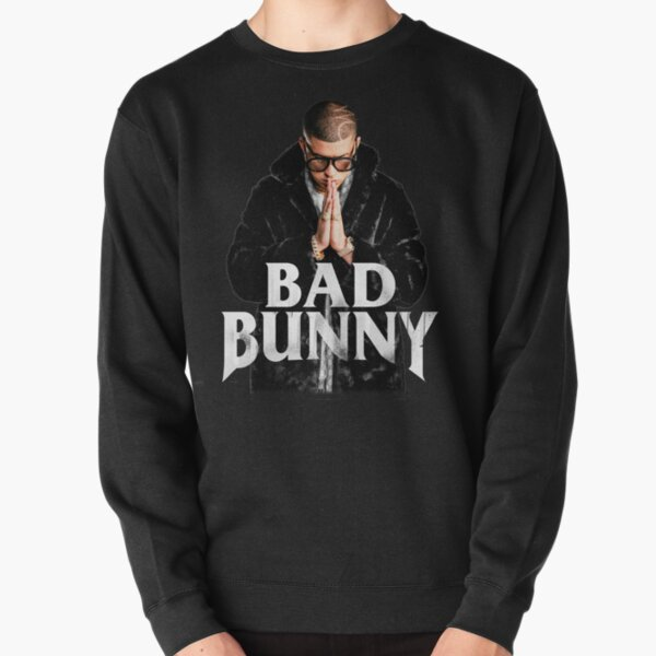 new art Top best design bad bunny tour 2019  Pullover Sweatshirt RB3107 product Offical Bad Bunny Merch