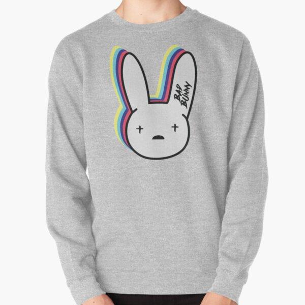 Bad Bunny Logo Pullover Sweatshirt RB3107 product Offical Bad Bunny Merch