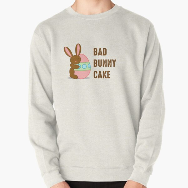 Bad Bunny Cake Pullover Sweatshirt RB3107 product Offical Bad Bunny Merch