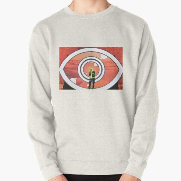 Bad Bunny Eye Pullover Sweatshirt RB3107 product Offical Bad Bunny Merch