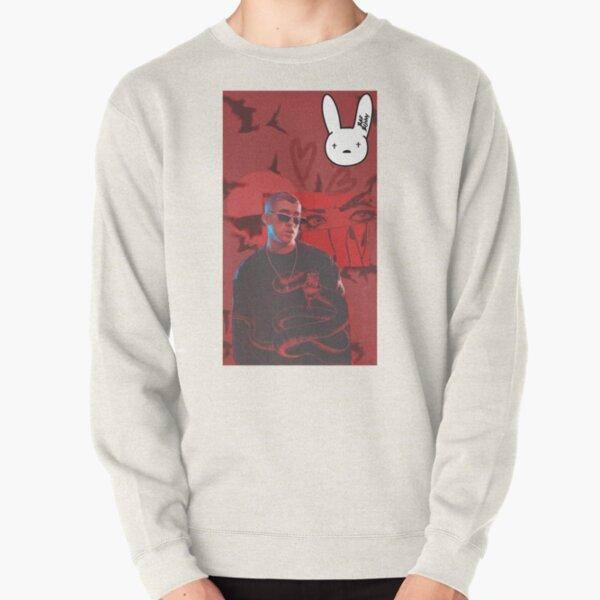 Bad Bunny Design | Bad Bunny Shirt | Bad Bunny Tshirt | Bad Bunny Sweatshirt | Bad Bunny Pullover | Bad Bunny Hoodie Pullover Sweatshirt RB3107 product Offical Bad Bunny Merch