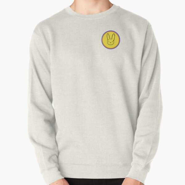 Bad Bunny - ICON Pullover Sweatshirt RB3107 product Offical Bad Bunny Merch
