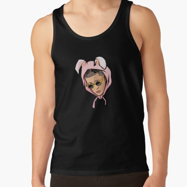 BEST SELLER - bad bunny Merchandise Tank Top RB3107 product Offical Bad Bunny Merch