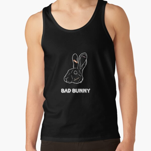 Bad bunny  Tank Top RB3107 product Offical Bad Bunny Merch