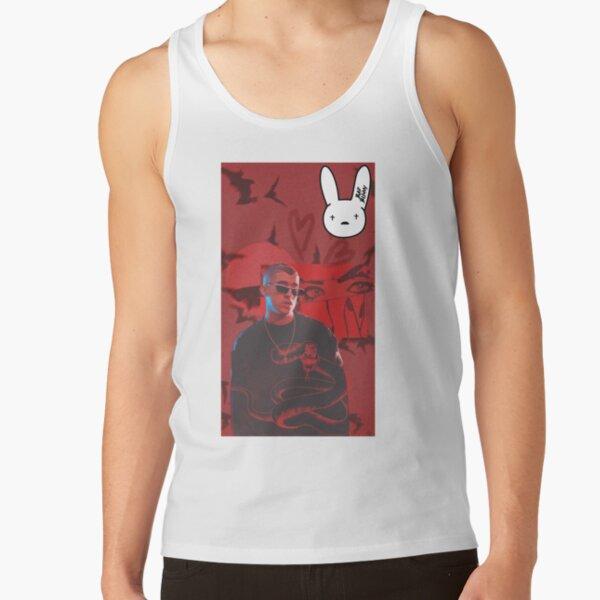 Bad Bunny Design | Bad Bunny Shirt | Bad Bunny Tshirt | Bad Bunny Sweatshirt | Bad Bunny Pullover | Bad Bunny Hoodie Tank Top RB3107 product Offical Bad Bunny Merch