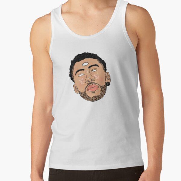 YHLQMDLG Tank Top RB3107 product Offical Bad Bunny Merch