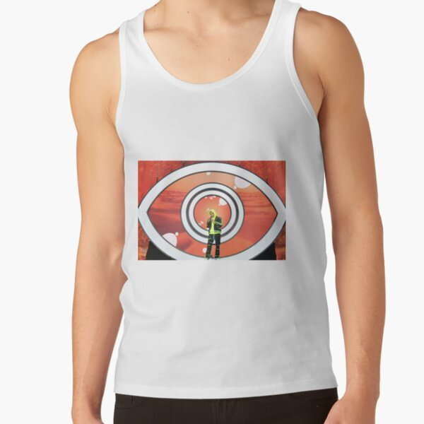 Bad Bunny Eye Tank Top RB3107 product Offical Bad Bunny Merch