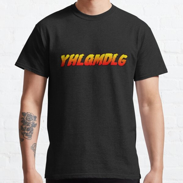 YHLQMDLG Classic T-Shirt RB3107 product Offical Bad Bunny Merch