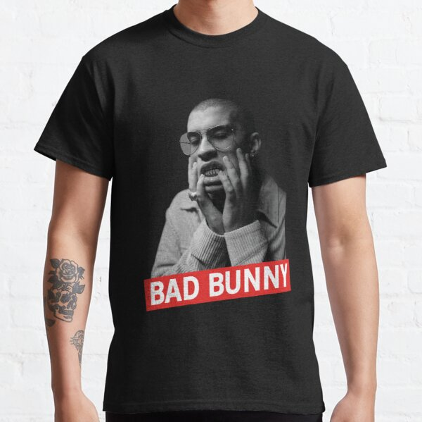 Bad Bunny x100PRE Shirt Classic T-Shirt RB3107 product Offical Bad Bunny Merch
