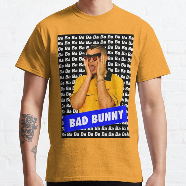 Bad Bunny Classic T-Shirt RB3107 product Offical Bad Bunny Merch