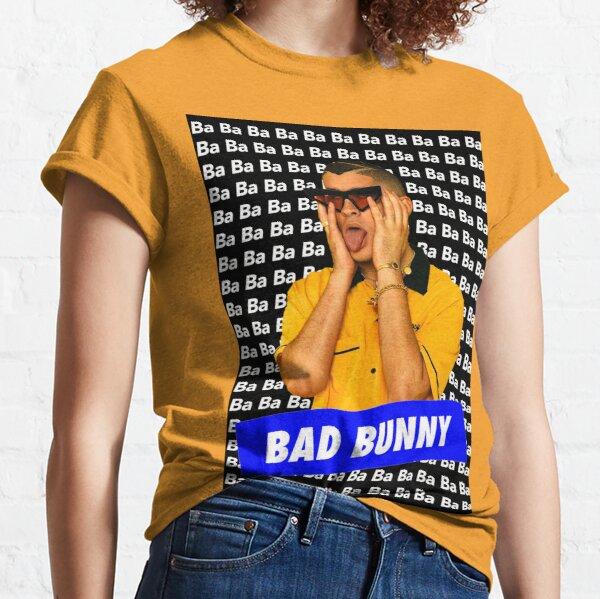 alternate Offical Bad Bunny Merch