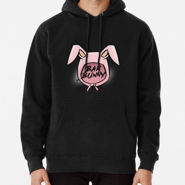 Bad Bunny Exclusive T-shirt  Pullover Hoodie RB3107 product Offical Bad Bunny Merch