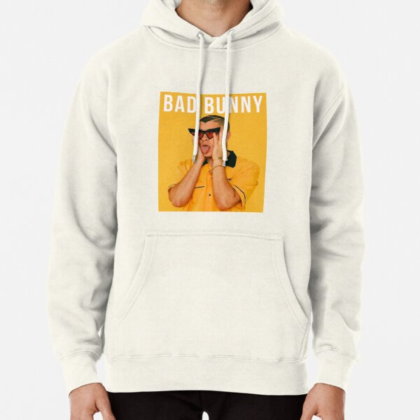 Bad Bunny Poster Pullover Hoodie RB3107 product Offical Bad Bunny Merch