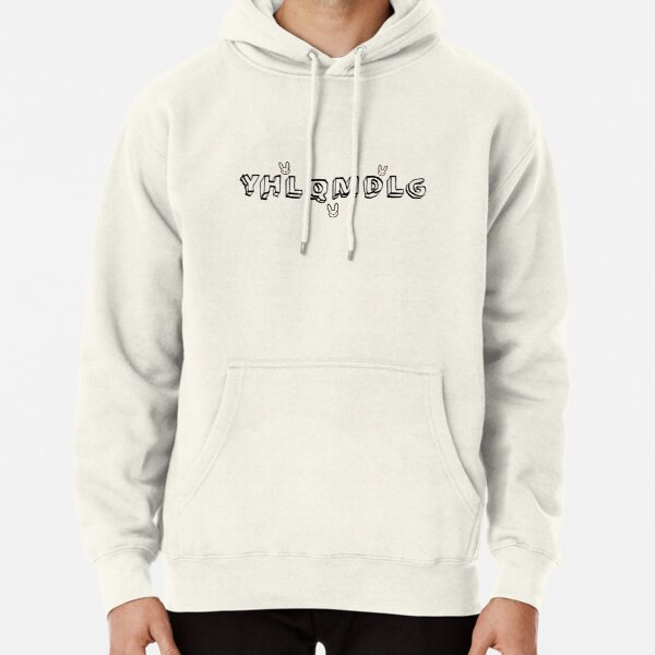 YHLQMDLG Pullover Hoodie RB3107 product Offical Bad Bunny Merch