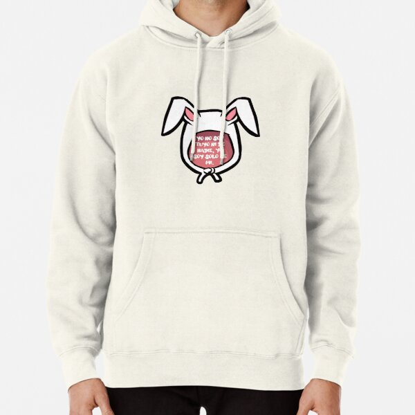Bad Bunny - Solo De Mi Pullover Hoodie RB3107 product Offical Bad Bunny Merch