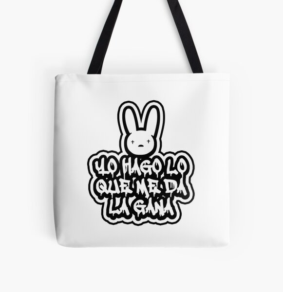YHLQMDLG All Over Print Tote Bag RB3107 product Offical Bad Bunny Merch