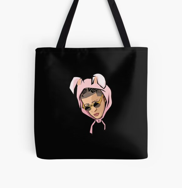 BEST SELLER - bad bunny Merchandise All Over Print Tote Bag RB3107 product Offical Bad Bunny Merch