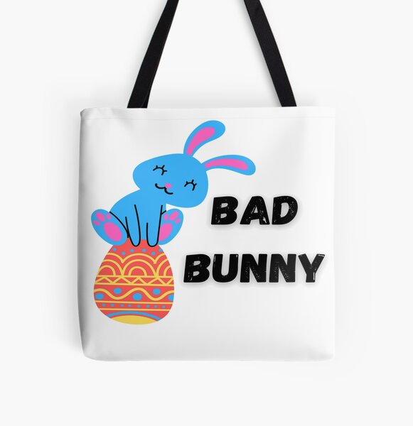 bad bunny cake  All Over Print Tote Bag RB3107 product Offical Bad Bunny Merch