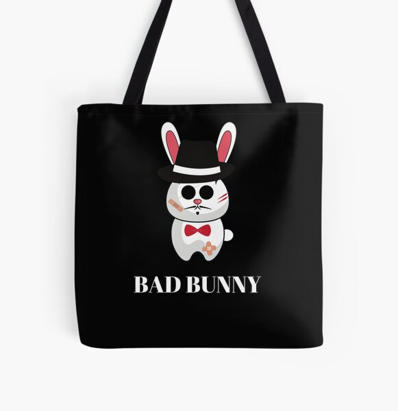 Bad bunny mafia All Over Print Tote Bag RB3107 product Offical Bad Bunny Merch