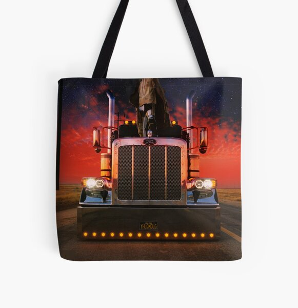 Bad Bunny EL ULTIMO TOUR DEL MUNDO Album Cover Censored All Over Print Tote Bag RB3107 product Offical Bad Bunny Merch