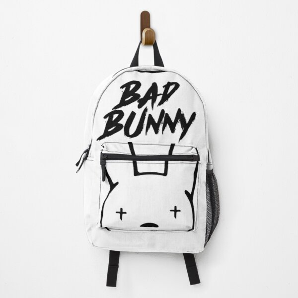 Bad Bunny Backpack RB3107 product Offical Bad Bunny Merch