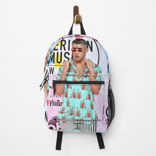 BAD BUNNY AWARDS Backpack RB3107 product Offical Bad Bunny Merch