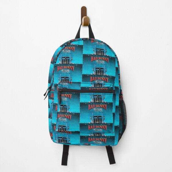 bad bunny ticket Backpack RB3107 product Offical Bad Bunny Merch