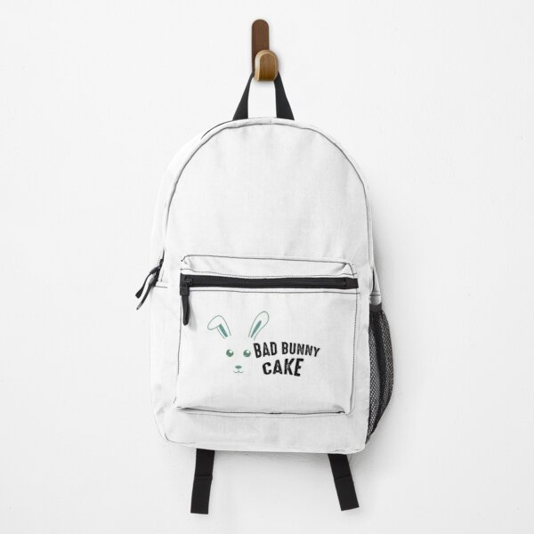 Bad Bunny Cake Backpack RB3107 product Offical Bad Bunny Merch