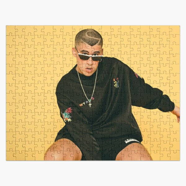 Bad Bunny Shoot Jigsaw Puzzle RB3107 product Offical Bad Bunny Merch