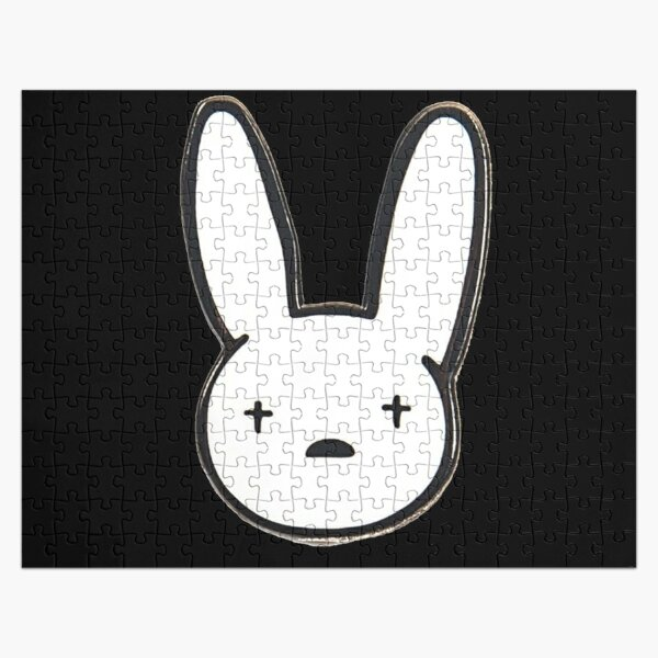 bad bunny essential Jigsaw Puzzle RB3107 product Offical Bad Bunny Merch