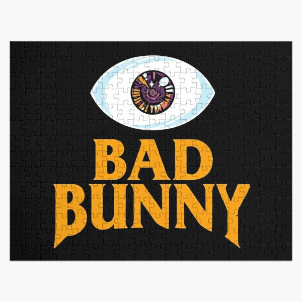 eye of bad bunny Jigsaw Puzzle RB3107 product Offical Bad Bunny Merch
