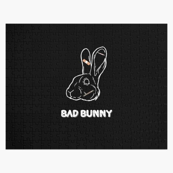 Bad bunny  Jigsaw Puzzle RB3107 product Offical Bad Bunny Merch