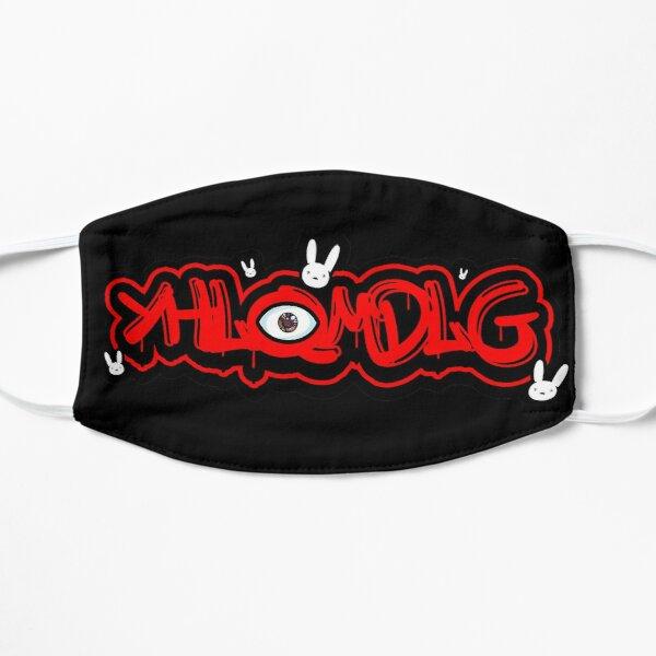 YHLQMDLG - Bad Bunny Flat Mask RB3107 product Offical Bad Bunny Merch
