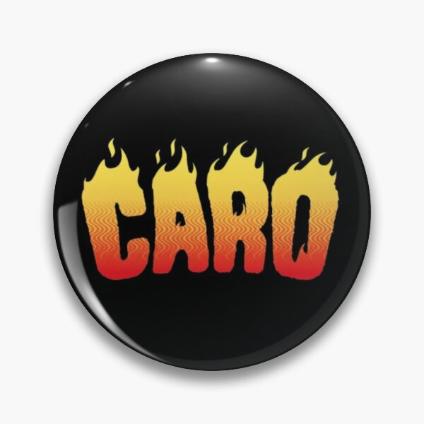 Bad Bunny Caro Pin RB3107 product Offical Bad Bunny Merch